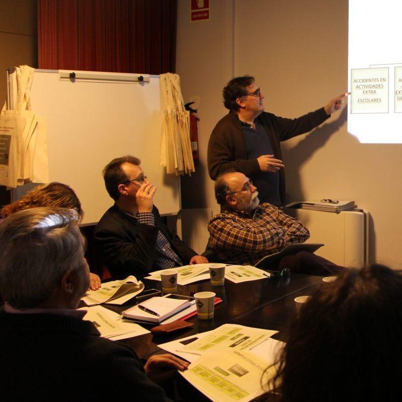 presentació assegurances ètiques a CEAPA, Arç Cooperativa