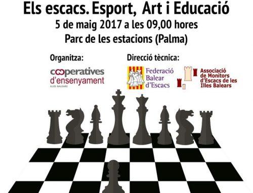 05/05 Diada intercooperativa d'Escacs a Mallorca