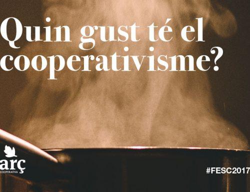 Tast Cooperatiu: descobreix quin gust té el cooperativisme