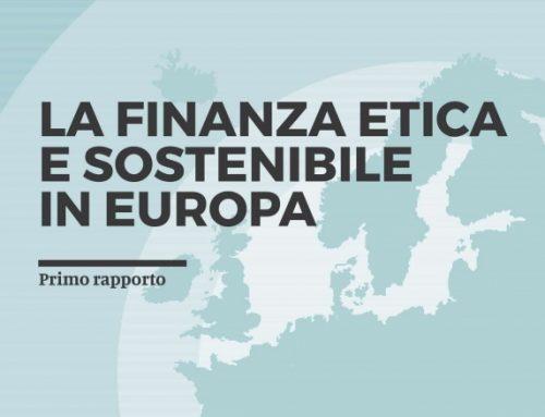 Les finances ètiques són el 5% del PIB europeu