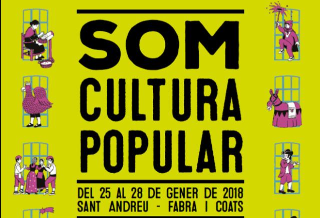 Som Cultura Popular, arriba la segona edició!