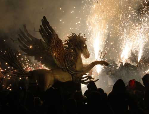 #ConfienEnNosaltres: Bestiari Festiu i Federació de Diables