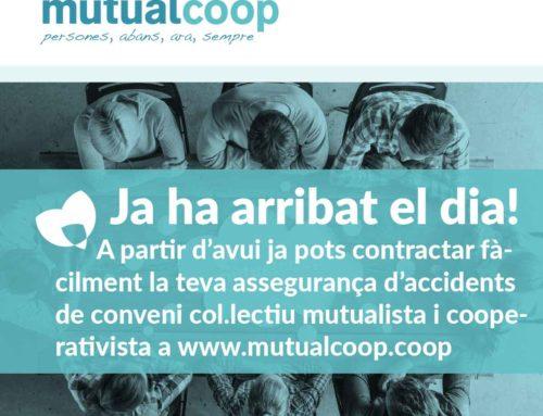 Mutualcoop, un projecte intercooperatiu per consolidar l'assegurança ètica