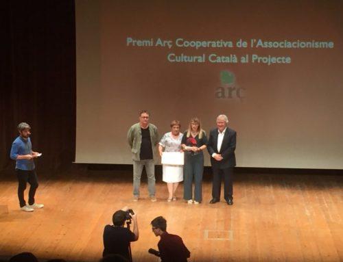 II Premis Antoni Carné de l'Associacionisme Cultural Català