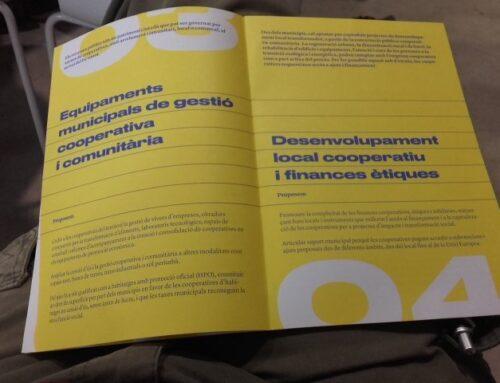 Cooperativitzar els municipis, deu mesures de la FCTC