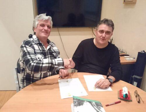 Geganters de Catalunya i Arç Cooperativa signem un acord