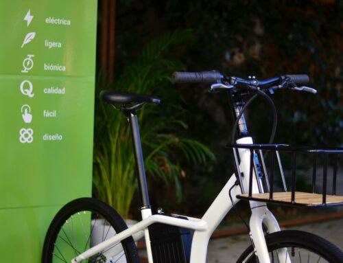 Bicicleta Carmela per pedalar cap al consum responsable