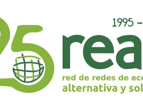 Celebrem els 25 anys de REAS, xarxa de xarxes de l'ESS