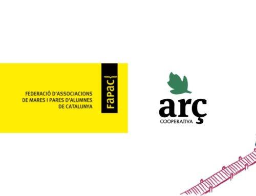 La FaPaC aposta per les assegurances ètiques d'Arç Cooperativa