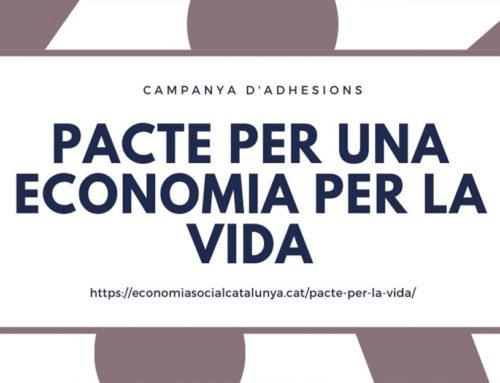 Arç Cooperativa s'adhereix al Pacte per una Economia per la Vida
