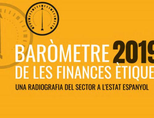 El Baròmetre de les Finances Ètiques 2019