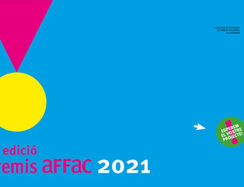 Arç Cooperativa patrocinem els Premis aFFaC 2021