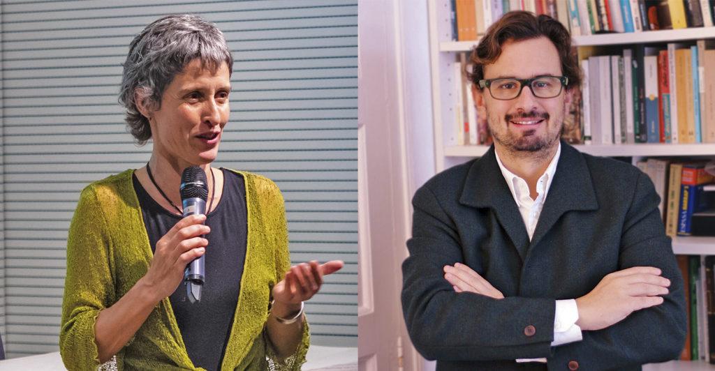 Txell Collelldemont i Xavier Mauri