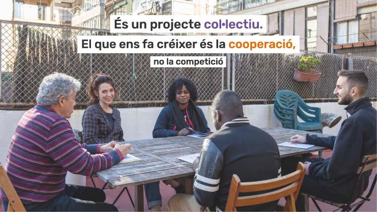 La Zona intercooperació